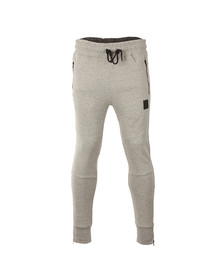 Religion Mens Grey Badge Sweatpants