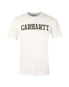 Carhartt Mens White College Light T Shirt