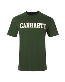 Carhartt Mens Green College Light T Shirt