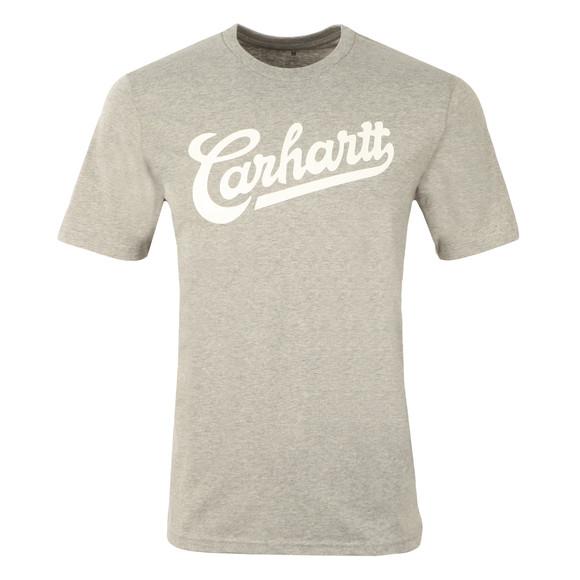 Carhartt Mens Grey Vintage T Shirt main image