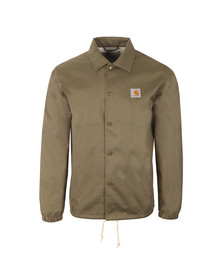 Carhartt Mens Grey Watch Coach Jacket