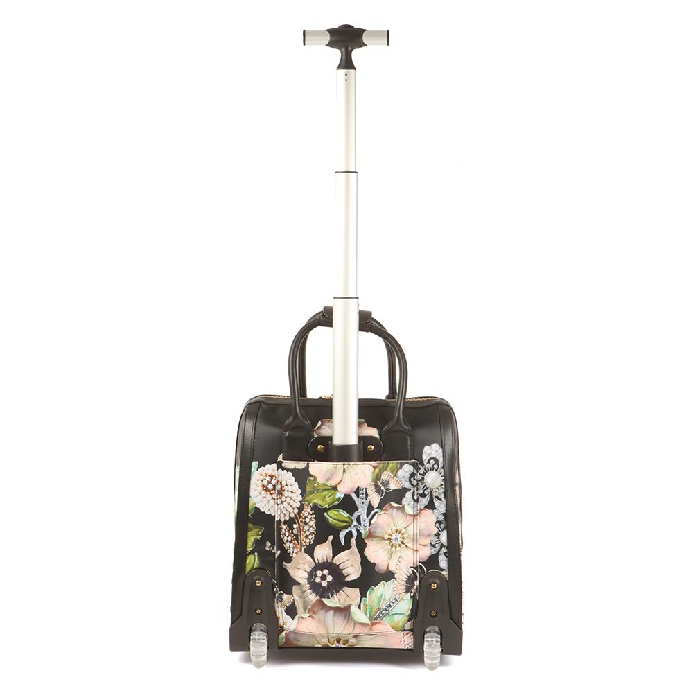 490b2c25f Ted Baker Inez Gem Gardens Travel Bag | Oxygen Clothing