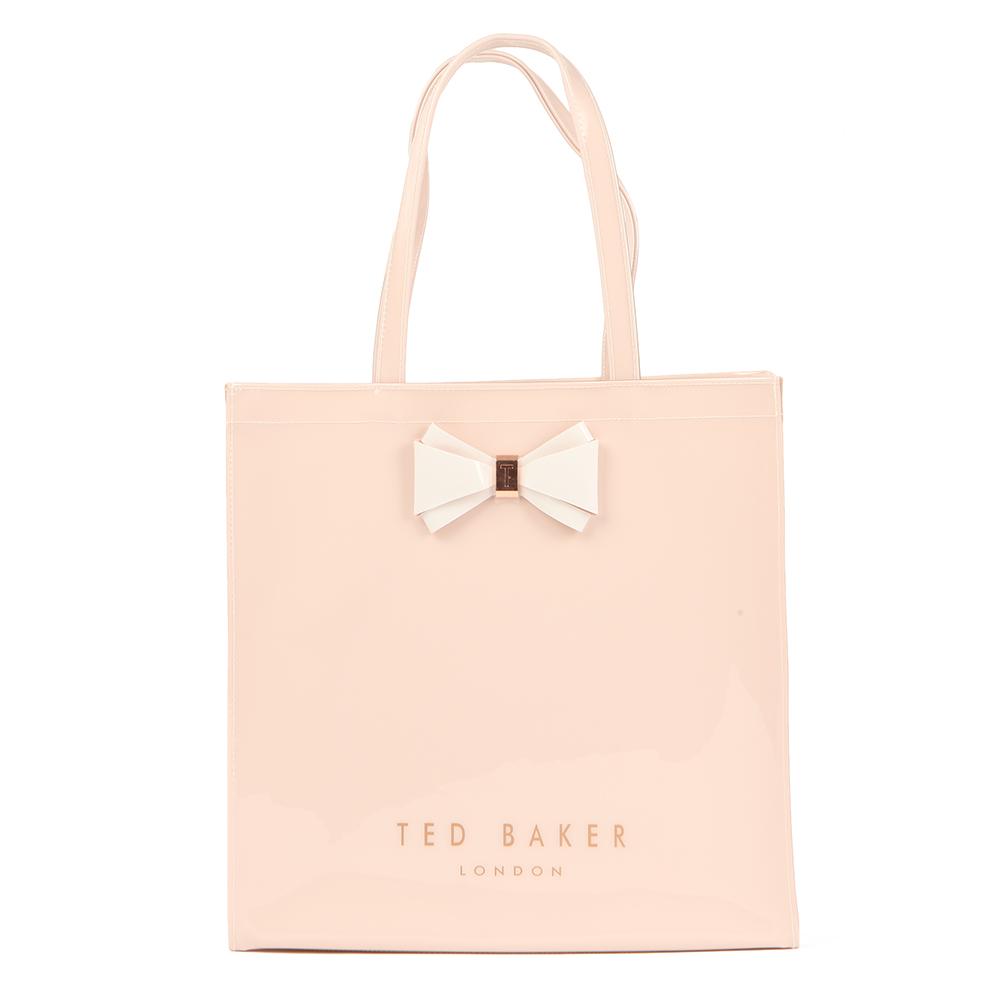 9ccb2c85d3 Ted Baker Alacon Plain Bow Large Icon Bag   Masdings
