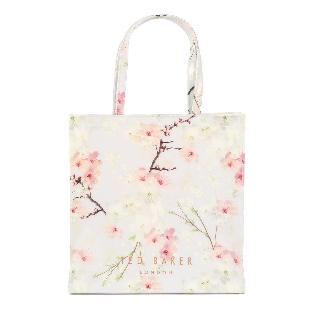 9bb25541722 Ted Baker Salecon Oriental Blossom Large Icon Bag | Oxygen Clothing