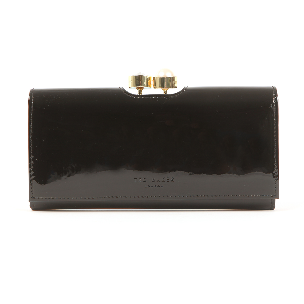 2520613a924822 Ted Baker Cecilie Pearl Bobble Patent Matinee Purse