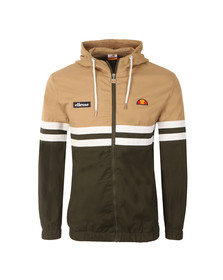 Ellesse Mens Green Gargano Zip Jacket