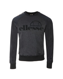 Ellesse Mens Blue Corps Crew Sweat