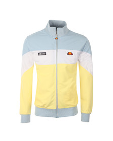 Ellesse Mens Yellow Caprini Track Top