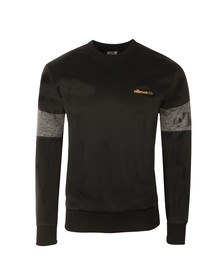 Ellesse Mens Grey Bronzo Sweat