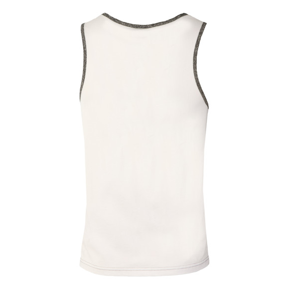Ellesse Mens White Christiano Vest main image