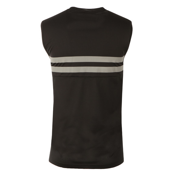 Ellesse Mens Black Energy Vest Top main image