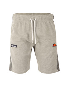 Ellesse Mens Grey Abbiati Fleece Short