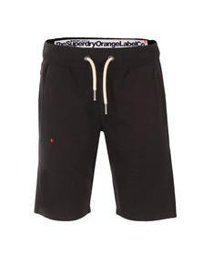 Superdry Mens Blue Orange Label Slim Short
