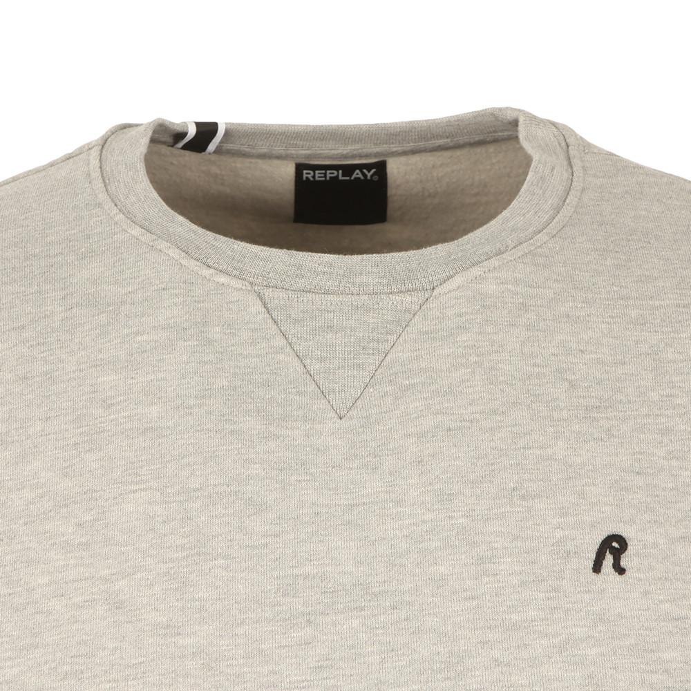 M3290C Plain Sweatshirt main image
