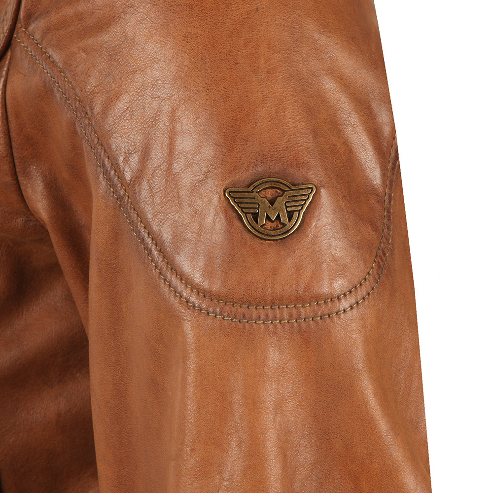 Kensington 2.0 Leather Jacket main image