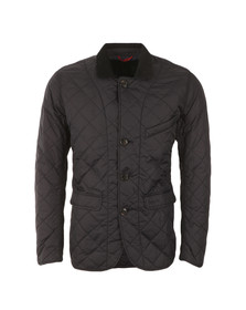 Barbour Lifestyle Mens Blue Quilted Beauly Jacket