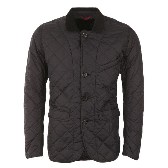 Barbour Lifestyle Mens Blue Quilted Beauly Jacket main image