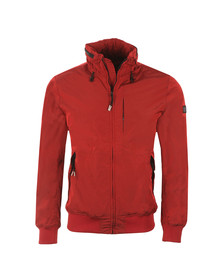 Weekend Offender Mens Red Singapore Sling Jacket