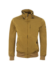 Weekend Offender Mens Brown Singapore Sling Jacket