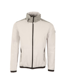 Weekend Offender Mens Grey Blenham Jacket
