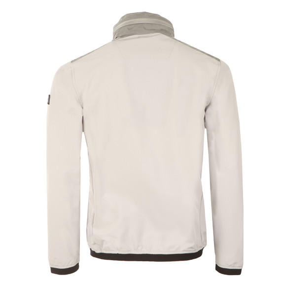 Weekend Offender Mens Grey Blenham Jacket main image