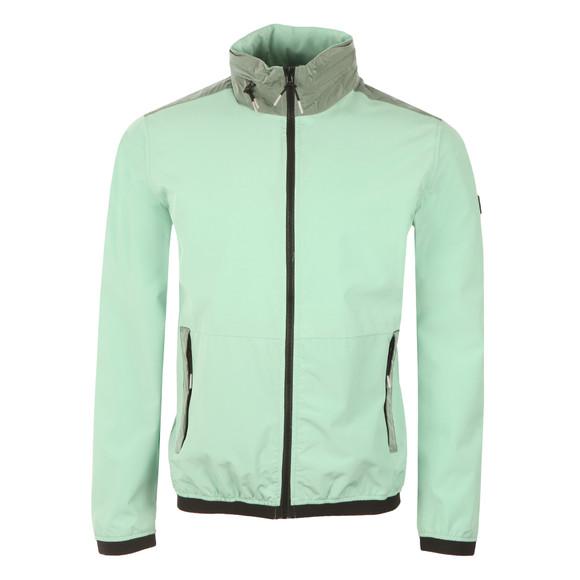 Weekend Offender Mens Green Blenham Jacket main image