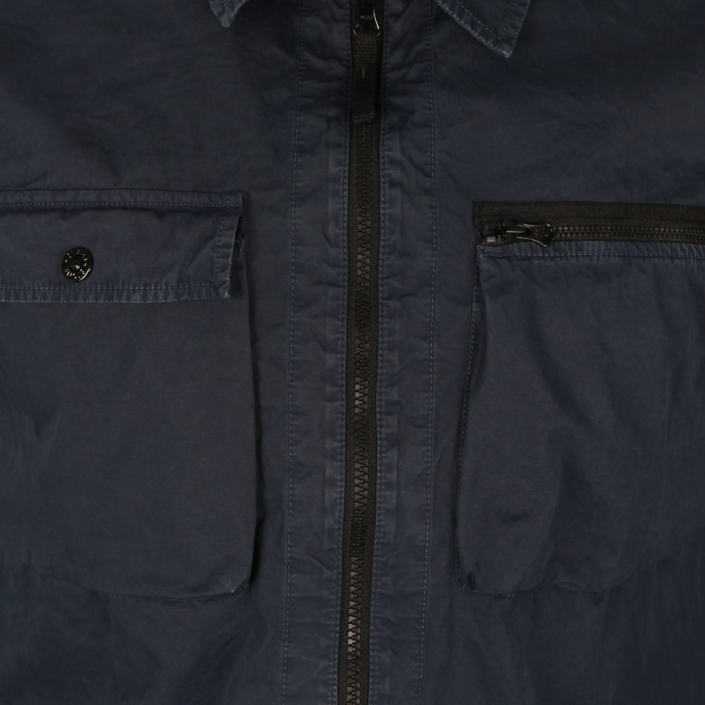 Full Zip Overshirt main image