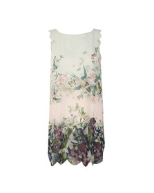 Ted Baker Womens Blue Saraya Enchantment Cover Up