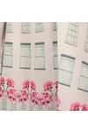 Ted Baker Womens Pink Deonny Window Box Skater Dress