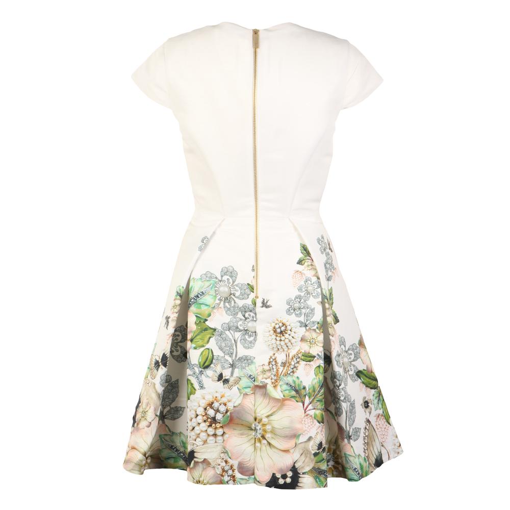21d97851b Ted Baker Yvetta Gem Gardens Cap Sleeve Dress