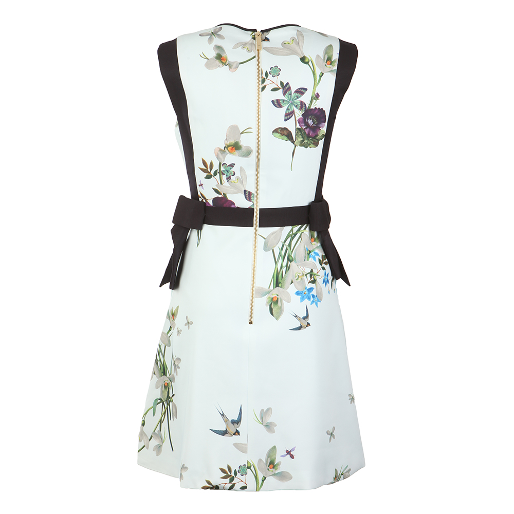 364715843a9ec Ted Baker Sipnela Spring Meadow A Line Bow Dress