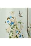 Ted Baker Womens Blue Racheel Spring Meadow Print Coat