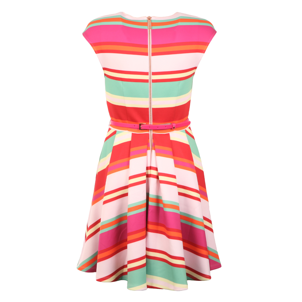 Mayya Pier Stripe Skater Dress main image
