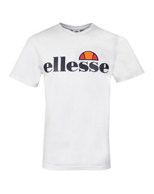 Ellesse Womens White Albany T Shirt