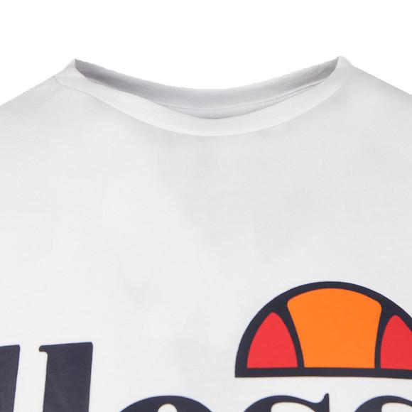 Ellesse Womens White Albany T Shirt main image