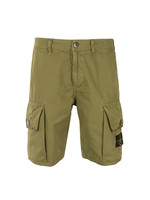 Badge Cargo Shorts