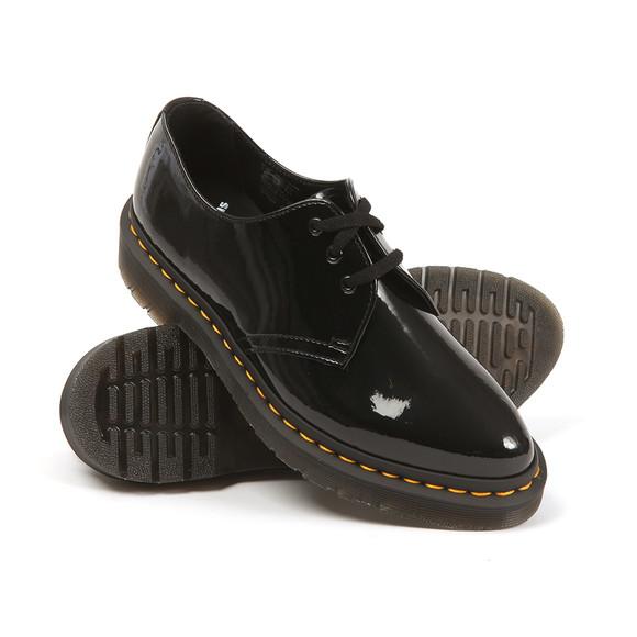 0a3b4ae432 Dr. Martens Womens Black Dupree Patent Lamper Shoe main image