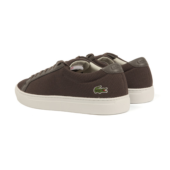 Lacoste Mens Grey L.12.12 117 Cam Trainers main image