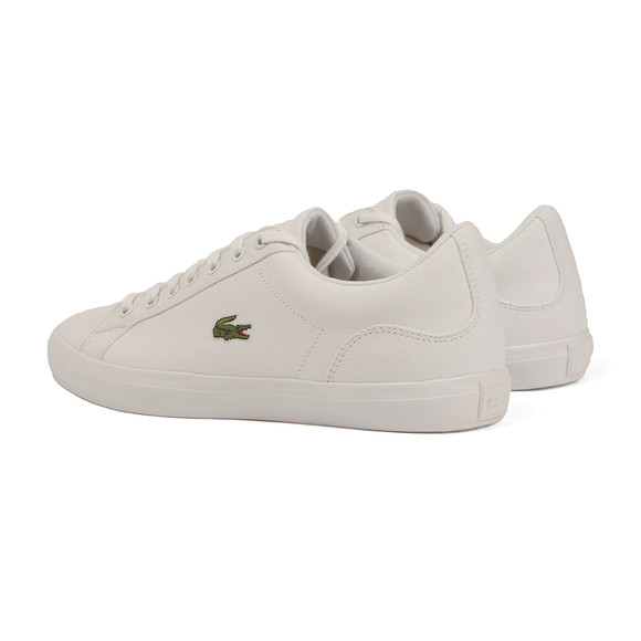 Lacoste Mens White Lerond BL 2 Cam Trainers main image