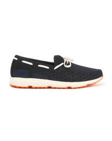 Swims Mens Blue Breeze Leap Laser Shoe