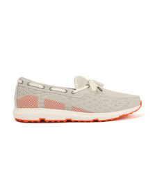 Swims Mens Grey Breeze Leap Laser Shoe