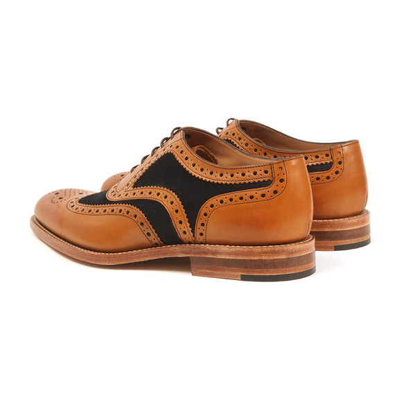 Loake Mens Brown Tarantula Shoe main image