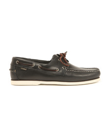 Loake Mens Blue Lifestyle Boat Shoe