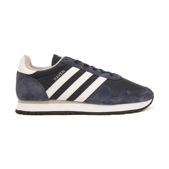 Adidas Originals Mens Blue Haven Trainers main image
