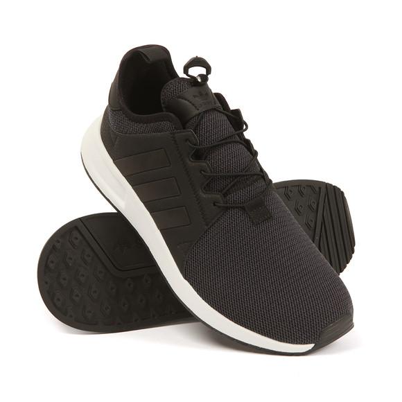 c20556cce68 adidas Originals Mens Black X PLR Trainer main image