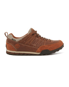 Timberland Mens Brown Greeley Approach Low Trainer