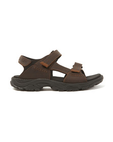 Timberland Mens Brown Crawley Sandal