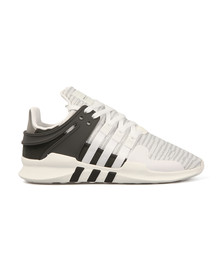 Adidas Originals Mens White EQT Support ADV Trainer
