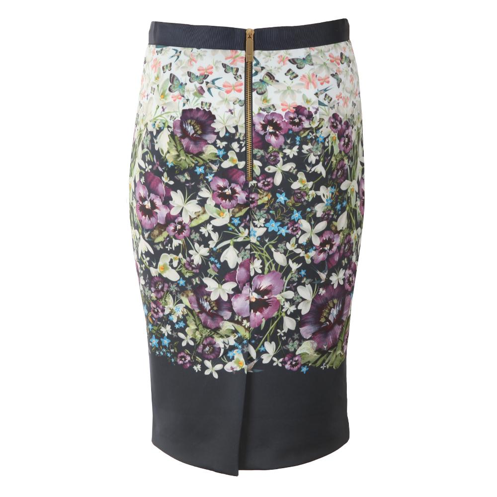 Carpi Enchantment Pencil Skirt main image
