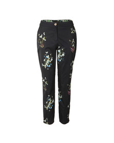 Ted Baker Womens Blue Elopia Entangled Enchantment Trouser